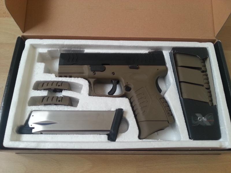 [WE] XDM-45ACP Compact 3.8 20140613