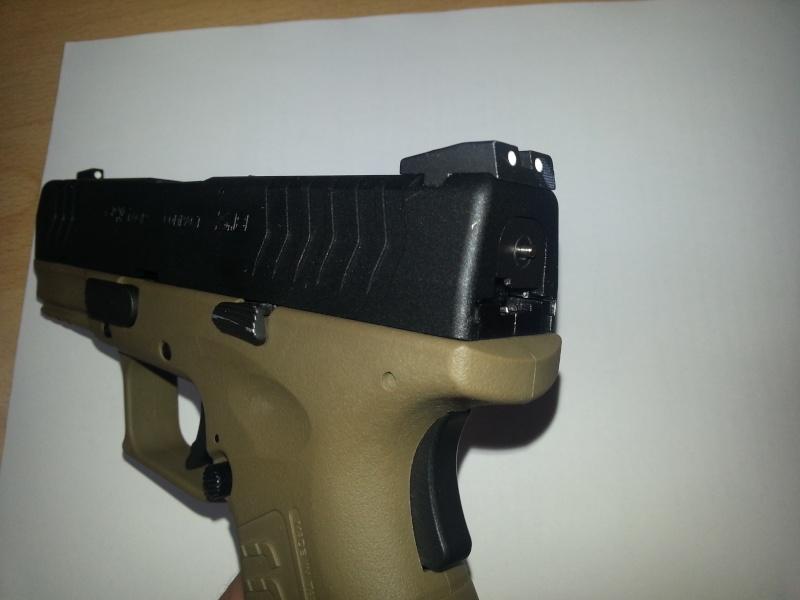 [WE] XDM-45ACP Compact 3.8 20140619