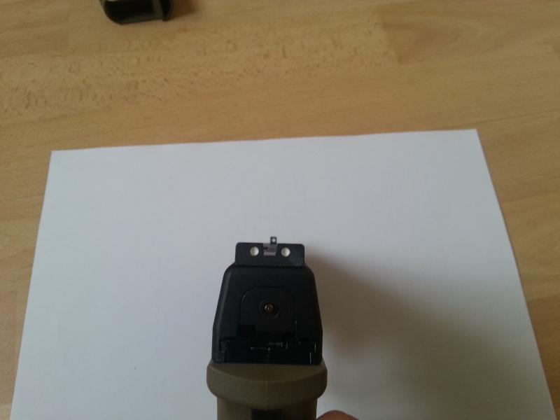 [WE] XDM-45ACP Compact 3.8 20140624