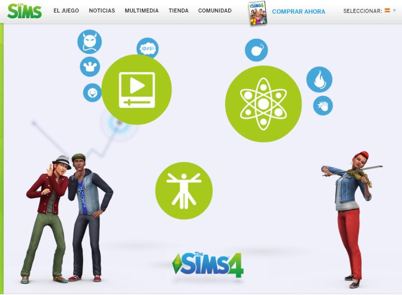Casas, Cosas, Sims - Portal Noticias Academ10