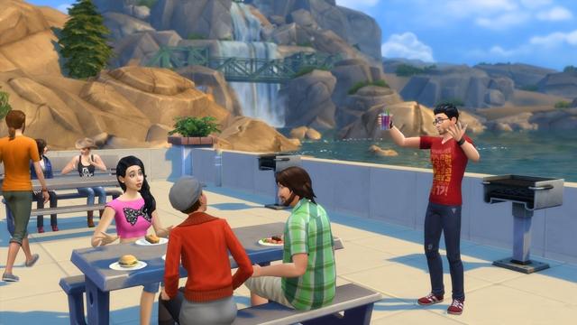 Informaciones sobre Los Sims 4 Oasis_11