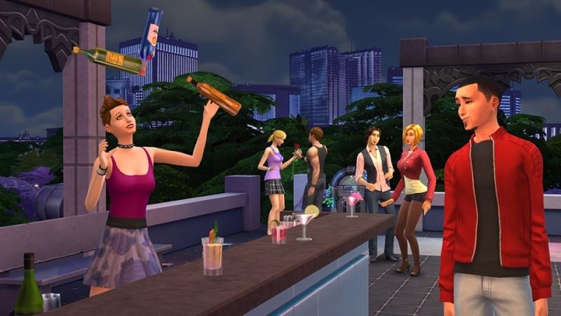 Nueva Imagen de los Sims 4 Sims4210