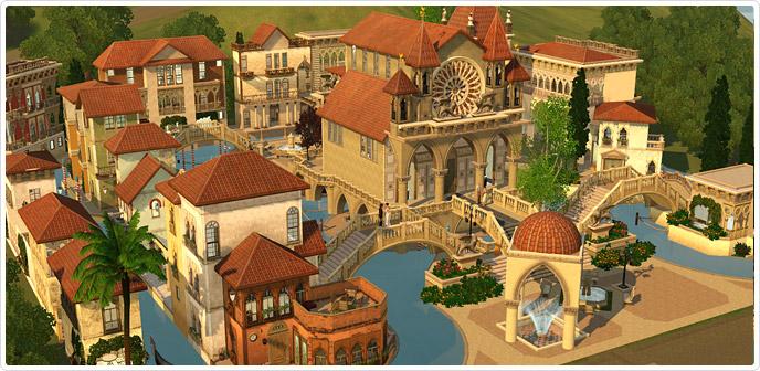 Casas, Cosas, Sims - Portal Noticias Uss210