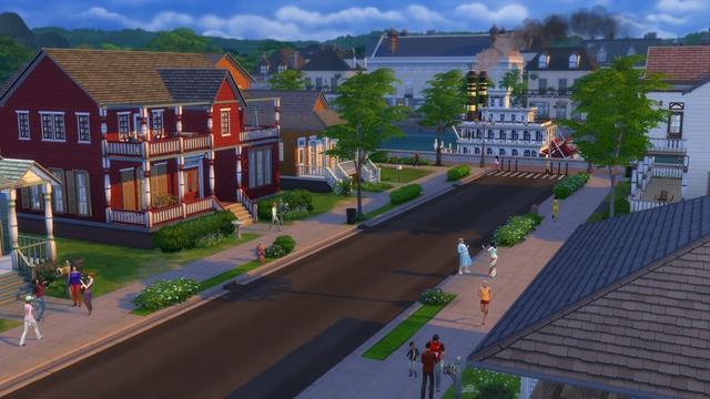 Informaciones sobre Los Sims 4 Willow11
