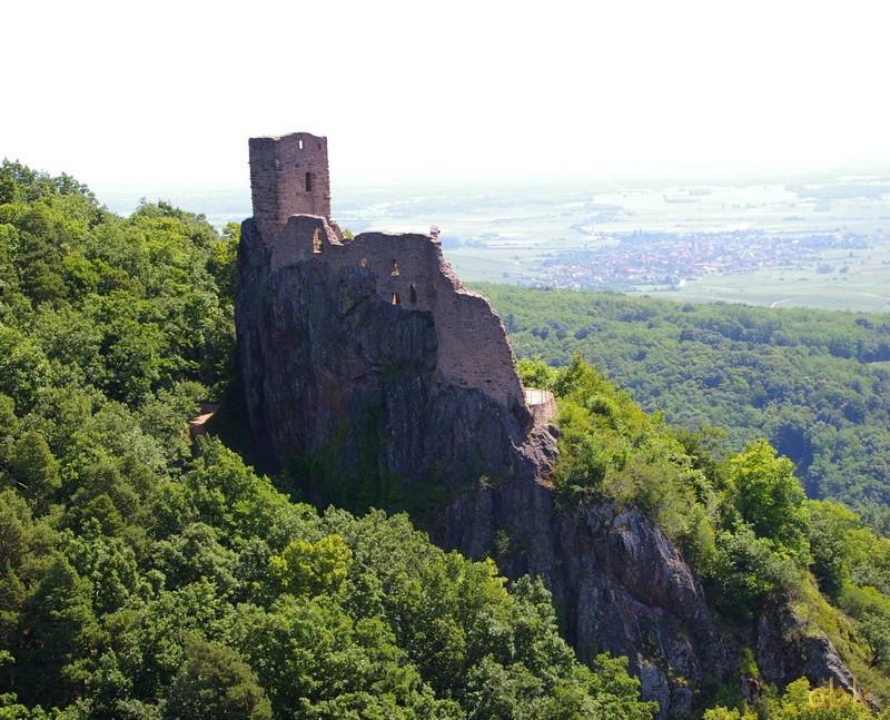 Les trois châteaux de Ribeauvillé  3_ch_r13