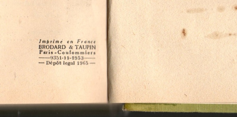 Mystère de la Bibliothèque Verte / Bibliothèque de la Jeunesse Joffre12
