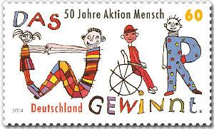 Ausgaben 2014 - Deutschland 50_jah10
