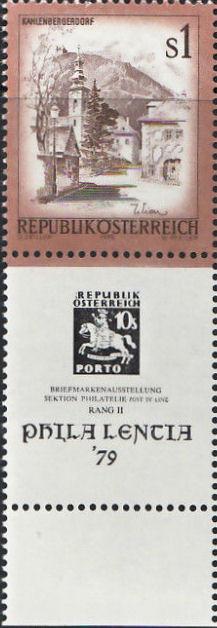 Briefmarken - Briefmarken mit Zierfeldern Allongen (bedruckte Zierfelder) Allong10