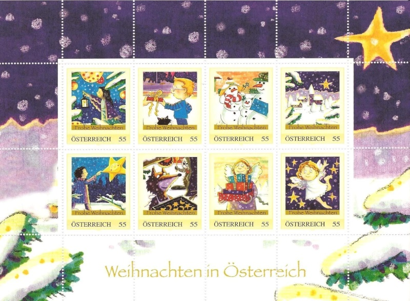 Kleinbogen KB Personalisierte Briefmarken Bild122