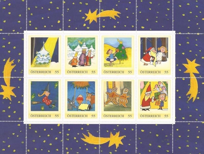 Kleinbogen KB Personalisierte Briefmarken Bild123