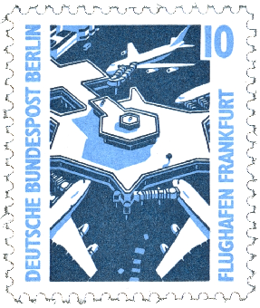 Sehenswürdigkeiten (Briefmarkenserie) D Fl10