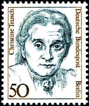 Frauen der deutschen Geschichte Frau110