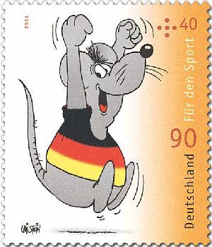 Ausgaben 2014 - Deutschland Mm310