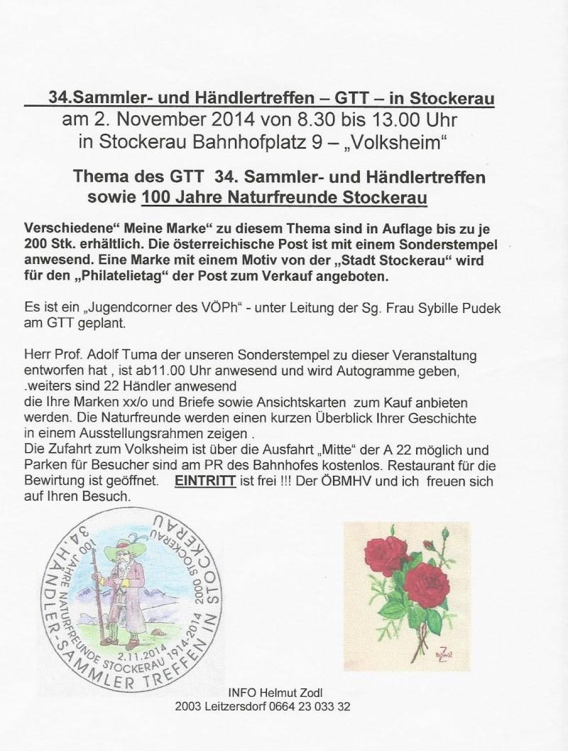 34. Händler- und Sammlertreffen in Stockerau 2. Nov. 2014 Scan0018