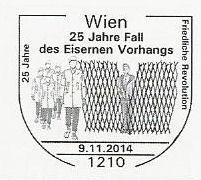 """Sonderpostamt """"25 Jahre Fall des Eisernen Vorhangs in Europa""""  Scan0022"""