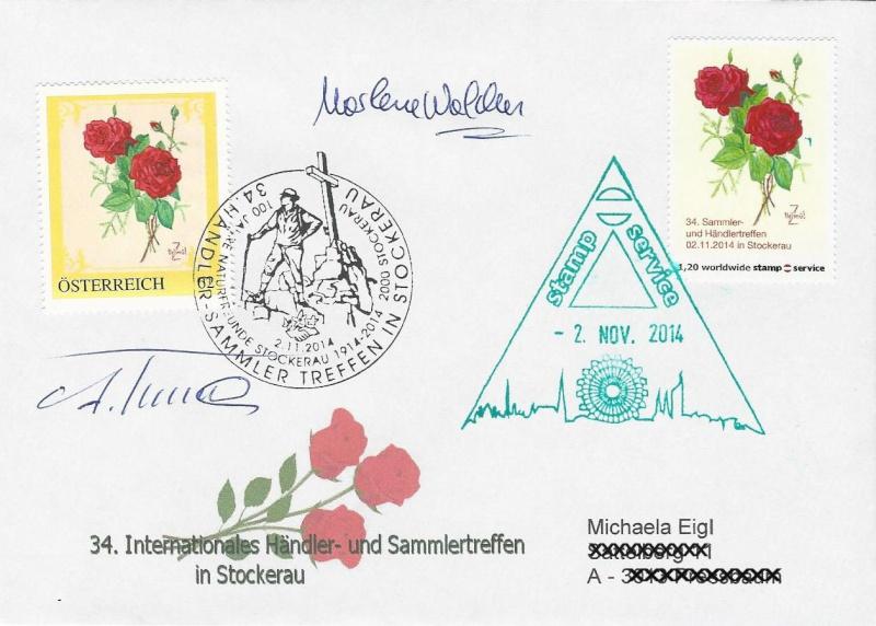 34. Händler- und Sammlertreffen in Stockerau 2. Nov. 2014 Scan0111