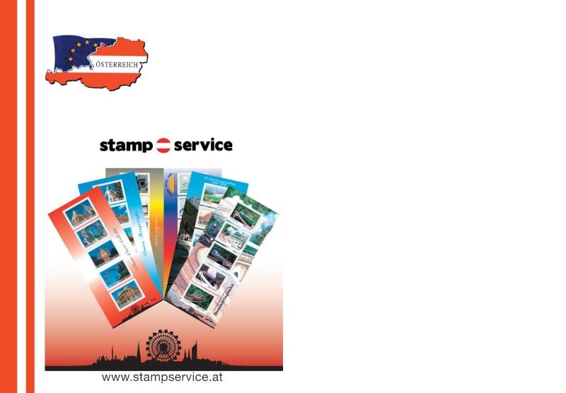 1.privaten Briefmarken Österreich Schmuc10
