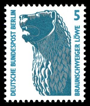 Sehenswürdigkeiten (Briefmarkenserie) D Ser10