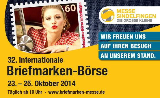 Internationale Briefmarkenbörse Sindelfingen 2014 Sindel10