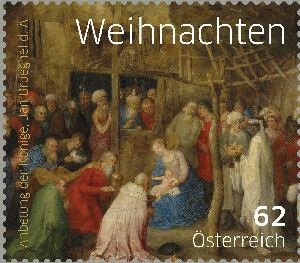 Weihnachten - Weihnachten 2014 – Anbetung der Könige – Jan Brueghel d. Ä. Weihna10