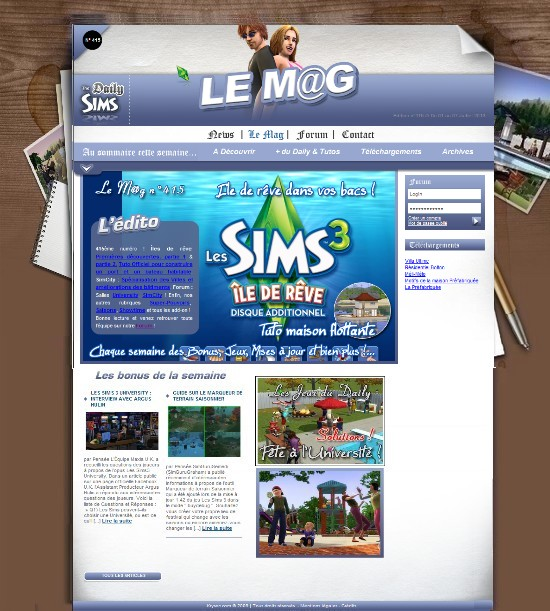 Daily Sims, Sims 2 & 3 - Page 4 Mag41510
