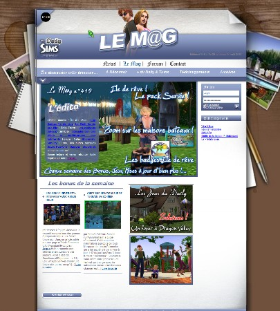Daily Sims, Sims 2 & 3 - Page 4 Mag41910