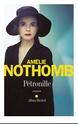 Amélie Nothomb [Belgique] - Page 45 Petron10