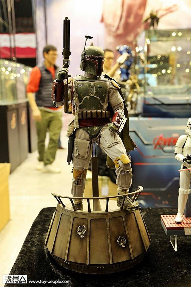 Hot Toys Star Wars - Boba Fett 1/4th Scale figure 10305610