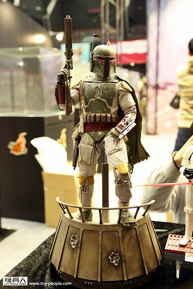 Hot Toys Star Wars - Boba Fett 1/4th Scale figure 10422210