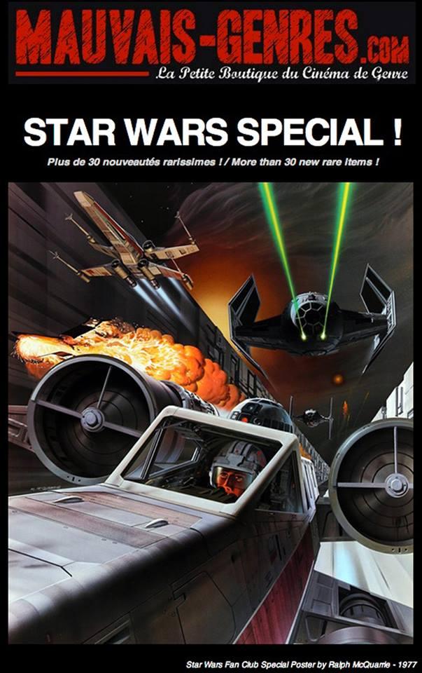 STAR WARS : Nouveautés Exceptionnelles !! 10547510
