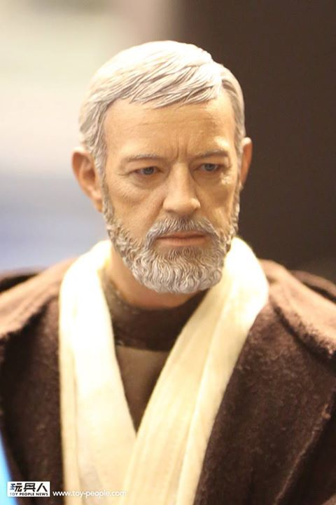 Hot Toys Star Wars ANH 1/6th Obi Wan Kenobi Figure 10847910