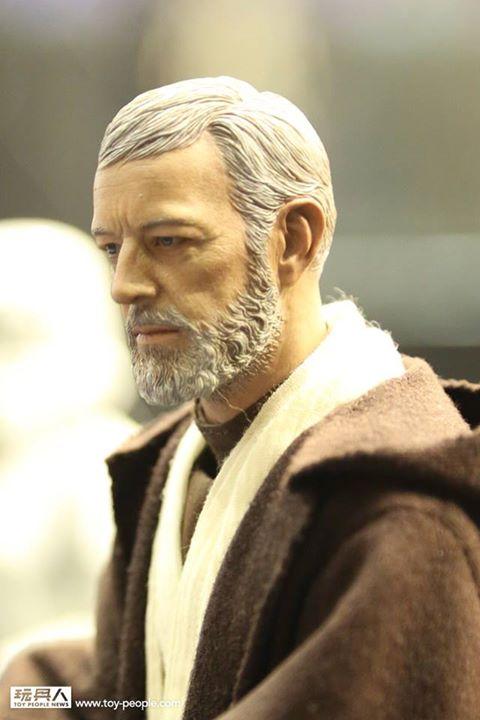 Hot Toys Star Wars ANH 1/6th Obi Wan Kenobi Figure 10857710