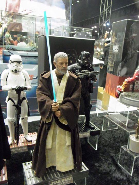 Hot Toys Star Wars ANH 1/6th Obi Wan Kenobi Figure 15494710