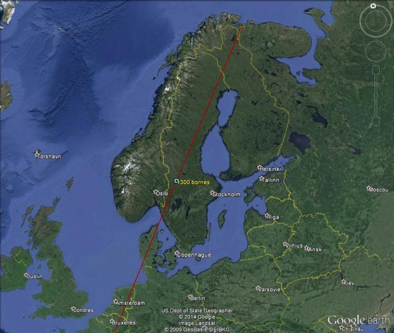 Diagonale européenne de Grense Jakobselv (NORVEGE) au Cap de Gate (ESPAGNE) - Page 3 130010
