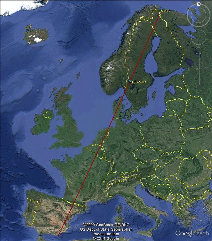 Diagonale européenne de Grense Jakobselv (NORVEGE) au Cap de Gate (ESPAGNE) - Page 3 1400_l10