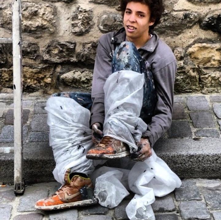 Bilal Berreni (alias Zoo Project). Hommage à un peintre urbain  14050110