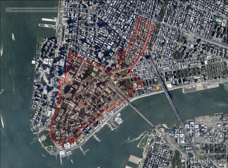 L'Histoire de New York 175510