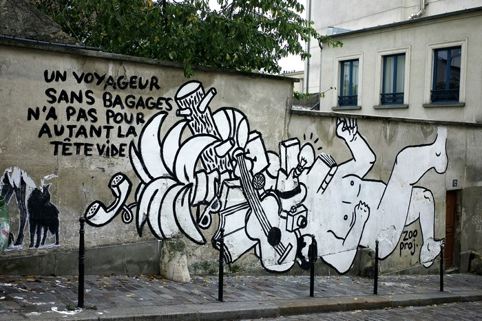 Bilal Berreni (alias Zoo Project). Hommage à un peintre urbain  2009_110