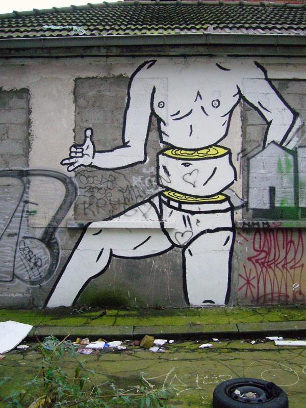 Bilal Berreni (alias Zoo Project). Hommage à un peintre urbain  2009_113