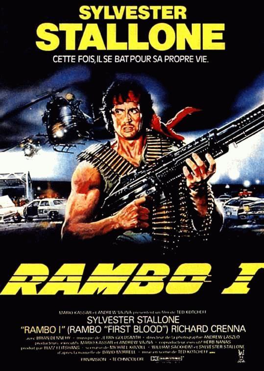 Lieux de tournage : Rambo 2355810