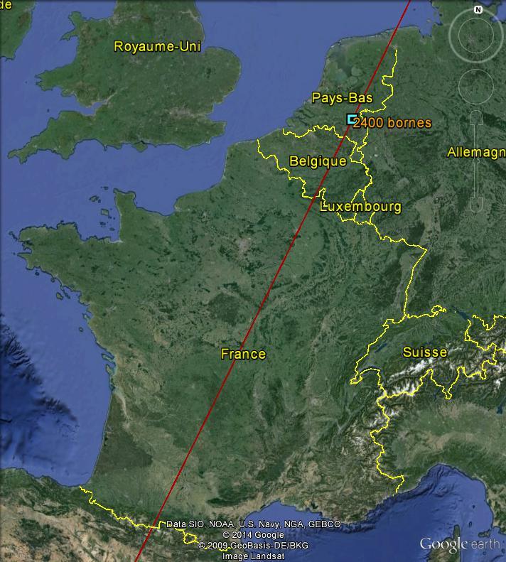 Diagonale européenne de Grense Jakobselv (NORVEGE) au Cap de Gate (ESPAGNE) - Page 5 240011