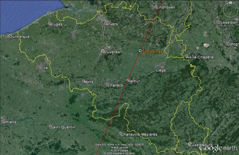 Diagonale européenne de Grense Jakobselv (NORVEGE) au Cap de Gate (ESPAGNE) - Page 5 250010