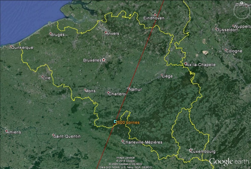 Diagonale européenne de Grense Jakobselv (NORVEGE) au Cap de Gate (ESPAGNE) - Page 6 260010