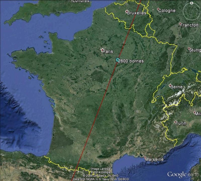 Diagonale européenne de Grense Jakobselv (NORVEGE) au Cap de Gate (ESPAGNE) - Page 6 280010