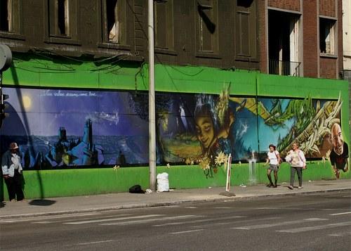 STREET VIEW : les fresques murales - MONDE (hors France) - Page 15 29450410