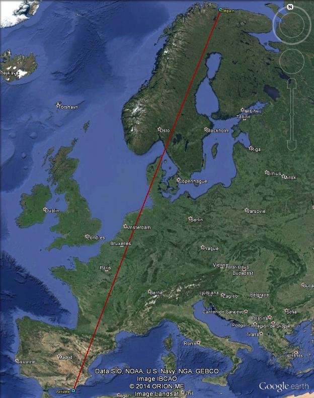 Diagonale européenne de Grense Jakobselv (NORVEGE) au Cap de Gate (ESPAGNE) - Page 8 4175_f10
