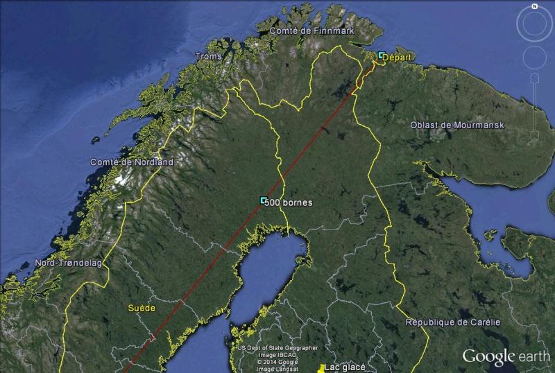 Diagonale européenne de Grense Jakobselv (NORVEGE) au Cap de Gate (ESPAGNE) - Page 2 50010