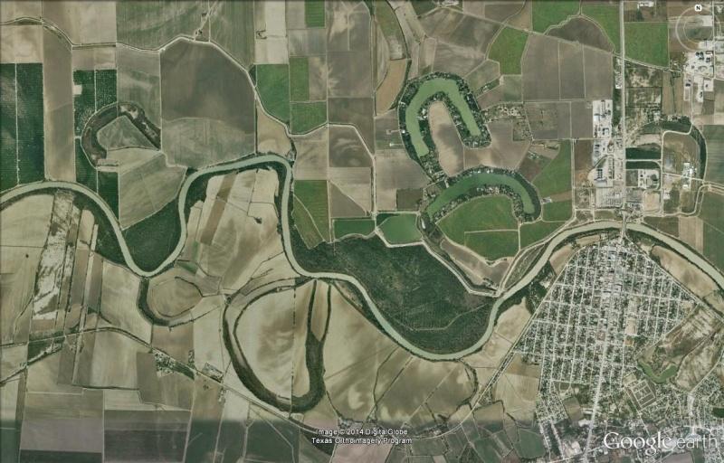 Rivieres et champs Ancien10