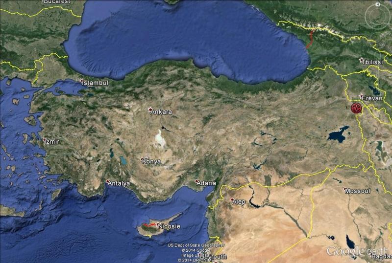 La Turquie Aral10