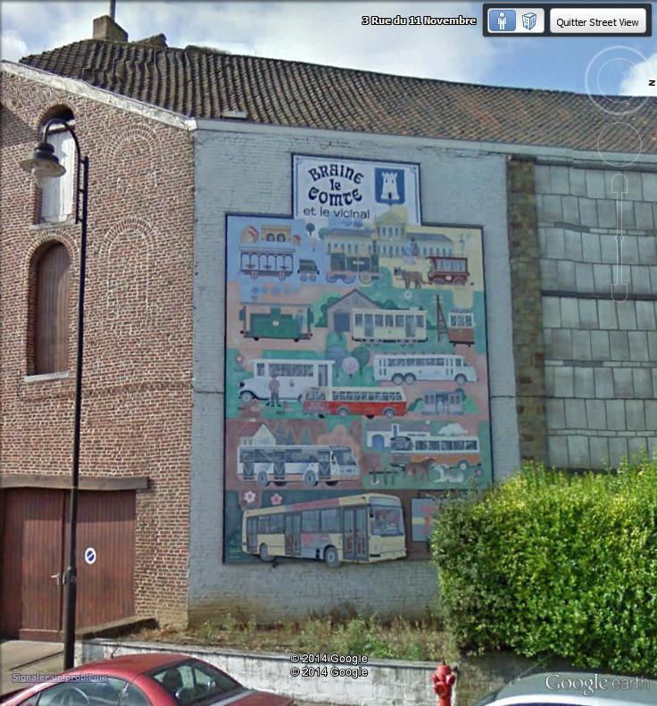 STREET VIEW : les fresques murales - MONDE (hors France) - Page 15 Braine10